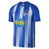 Image of2018/19 Hertha BSC Stadium Home Men's Football Shirt - Blue