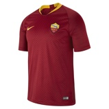 Image of2018/19 A.S. Roma Stadium Home Men's Football Shirt - Red