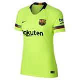 Image of2018/19 FC Barcelona Stadium Away Women's Football Shirt - Yellow