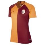 Image of2018/19 Galatasaray S.K. Stadium Home Women's Football Shirt - Orange