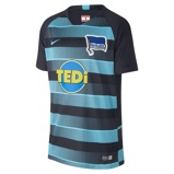 Image of2018/19 Hertha BSC Stadium Away Older Kids' Football Shirt - Blue