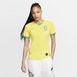 Kép:Brazil 2019 Stadium Home Women's Football Shirt - Yellow