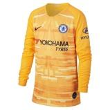 Imagine dinChelsea FC 2019/20 Stadium Goalkeeper Older Kids' Football Shirt Gold