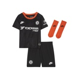 Imagine dinChelsea F.C. 2019/20 Baby and Toddler Third Kit Black