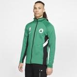 Kép:Boston Celtics Nike Therma Flex Showtime Men's NBA Hoodie - Green