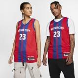 Kép:Blake Griffin Pistons– City Edition Nike NBA Swingman Jersey - Red