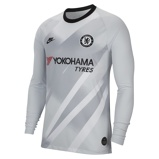 Imagine dinChelsea FC 2019/20 Stadium Goalkeeper Men's Football Shirt Silver