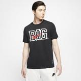 Imagine dinBrooklyn Nets Nike Dri FIT NBA T Shirt Black