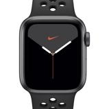 Εικόνα τουApple Watch Nike Series 5 (GPS) with Nike Sport Band 40mm Space Grey Aluminium Case Black