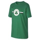 Kép:Boston Celtics Nike Dri-FIT Logo Older Kids' NBA T-Shirt - Green