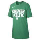 Kép:Boston Celtics Nike Dri-FIT Boys' NBA T-Shirt - Green