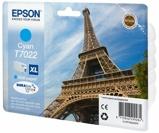 ObrázekEpson C13T70224010 (2 tis) WP4000/4500 Series XL modrý