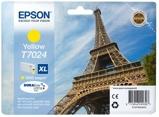 ObrázekEpson C13T70244010 (2 tis) WP4000/4500 Series XL žlutý