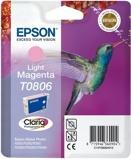 ObrázekEpson C13T080640 (400 str) PX 810 světlý purpurový