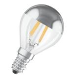 ObrázekOsram Ledvance LED STAR CL P FIL Mirror 34 non dim 4W/827 E14