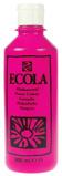 Afbeelding vanPlakkaatverf Talens ecola flacon van 500 ml, tyrisch roze (magenta) k