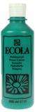 Afbeelding vanPlakkaatverf Talens ecola flacon van 500 ml, donkergroen kopen