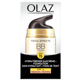 Afbeelding van4x Olaz Total Effects BB Cream Medium SPF 15 50 ml