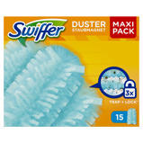 Afbeelding van3x Swiffer Duster Navullingen Stofdoek 15 stuks