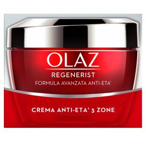Afbeelding van 4x Olaz Regenerist 3 Zone Anti Verouderingscrème 50 ml