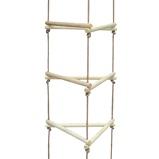 Imagen deFatmoose Escalera de cuerda de tres lados TripleUp para columpio