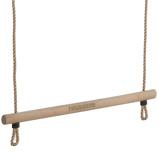 Image deFatmoose Trapèze en bois FATMOOSE TurboTurner XL barre de gymnastique
