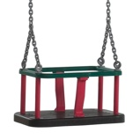 Image ofWickey Baby swing seat EN 1176 for commercial use