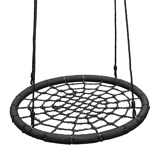 Image ofFatmoose Nest swing, Ø 97 cm, FamilyRider, multi child swing