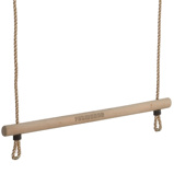 Image ofWickey Wooden Trapeze bar, climbing nets, ropeladders