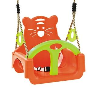 Immagine di Fatmoose Seggiolino per bebè CatCruiser per altalene, composto da tre pezzi, segue la crescita del bambino