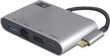 Afbeelding vanACT AC7040 USB C 4K Multi Poort Dock met HDMI, A, Ethernet en