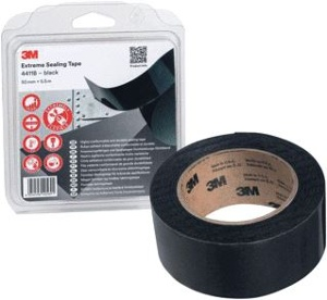 Afbeelding van 3m Afdcihtings Tape 50 Mm X 5,5 M Zwart