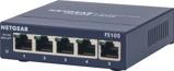 Afbeelding vanNetgear ProSAFE Unmanaged Switch FS105v3 Desktop 5 Fast Ethernet