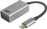 Afbeelding vanACT AC7000 USB C VGA female Converter 0.15m