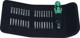 Afbeelding vanWera 05059295001 17 delige Kraftform Kompakt 60 schroevendraaierset PH/PZ/HX/TXBO