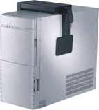 Afbeelding vanCPU houder Newstar D100 30kg zwart Standaards
