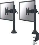 "Afbeelding vanMonitorarm Newstar D965 10 30"" met klem zwart Monitorarmen"