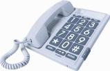Afbeelding vanFysic Big Button vaste telefoon met extra grote cijfers FX 3100