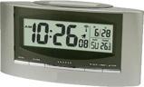 Afbeelding vanBalance He clock 32 Zendergestuurde Lcd Solarwekker