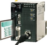 Afbeelding vanOMRON PLC BASIS CJ1M CPU11 ETN