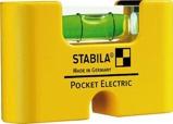 Afbeelding vanStabila 17775 Pocket Electric Waterpas 70mm
