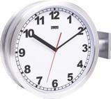 Afbeelding vanBalance He clock 86 Dubbelzijdige Stationsklok