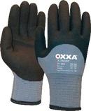 Afbeelding vanOXXA X Frost 51 860 Handschoen Zwart/grijs 9/L Handschoenen Koudebestendig
