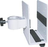 Afbeelding vanCPU houder Newstar Thin client 10 zilvergrijs Monitorarmen