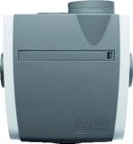 Afbeelding vanVASCO VENTILATION MECHANISCHE AFZUIGING EXCL SCHAKELAAR C400 RF BASIC 400M3/H 200PA