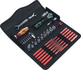 Afbeelding vanWera Kraftform Kompakt W1 service combinatieset 35 dlg. 05135926001