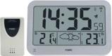 Afbeelding vanFysic FKW 2200 Jumbo klok met weerstation