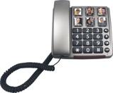 Afbeelding vanProfoon TX 560 seniorentelefoon