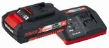 Afbeelding vanEinhell 4512040 18V Power X Change Li Ion accu starterset (1x 2.0Ah) + lader