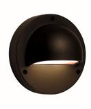 Afbeelding vanGarden Lights Deimos 12V LED muurlamp (Kleur: zwart)